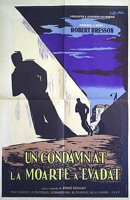 Приговорённый к смерти бежал (1956)
