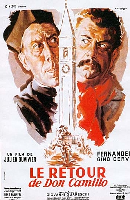 Возвращение Дона Камилло (1953)