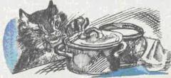 Аудио: Мамин-Сибиряк - Притча о молоке, овсяной кашке и коте ( Аленушкины сказки)